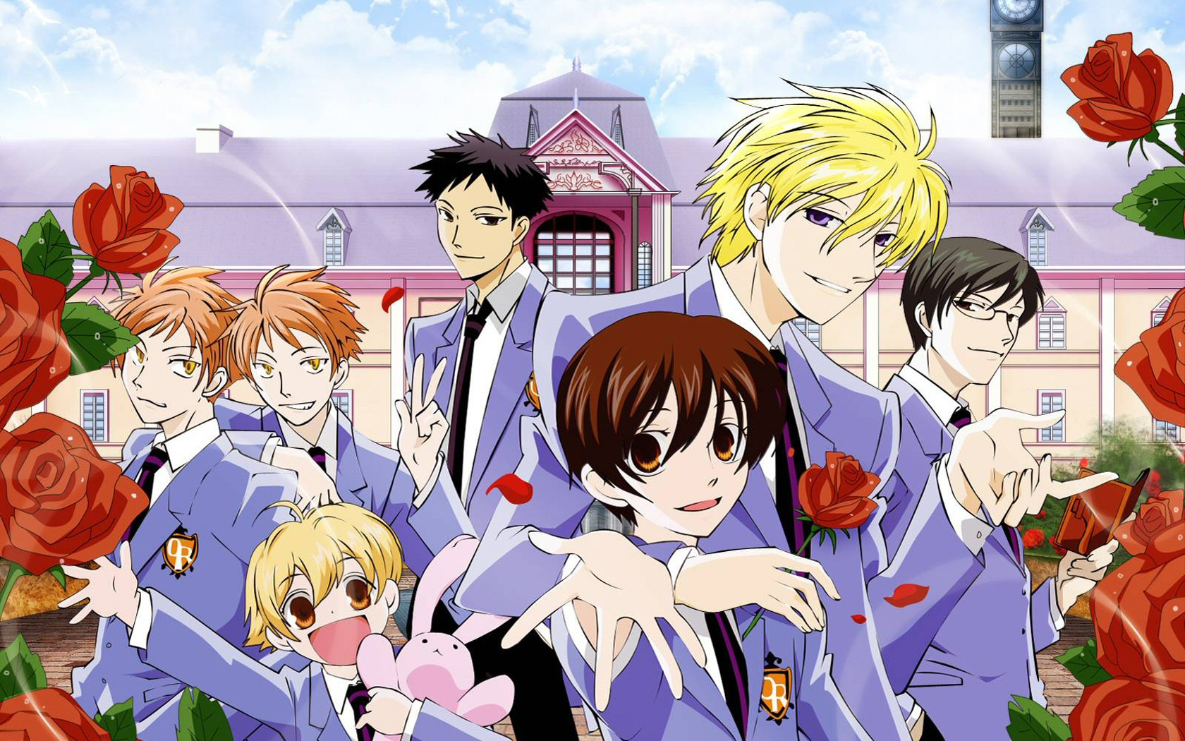 Ouran High School Host Club Images Highschool HD Wallpaper And Background Photos