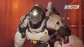 Overwatch Winston - video-games photo
