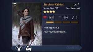 Panem Rising Game | Katniss Everdeen
