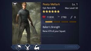 Panem Rising Game | Peeta Mellark