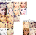 Paris Monroe Botox Before and After - destinee-monroe-and-paris-monroe photo