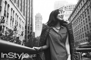 "Park Shin Hye ""InStyle"""