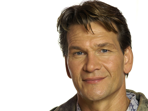 Patrick Swayze wallpaper probably with a portrait called Patrick Swayze