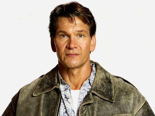 Patrick Swayze wallpaper possibly containing a green beret, a pea jacket, and fatigues called Patrick Swayze