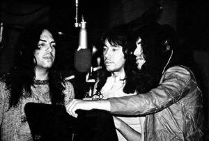Paul, Gene and Ace