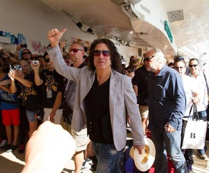 Paul....KISS KRUISE IV 2014