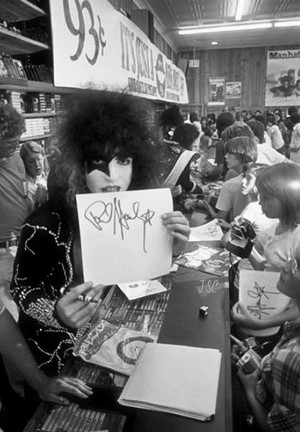 Paul Stanley...Peaches Records 1976