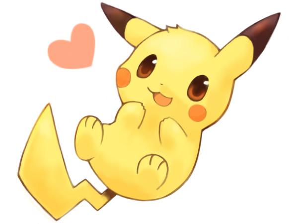 Pikachu tagahanga Art