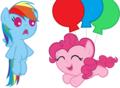 Pinkie & Dashie