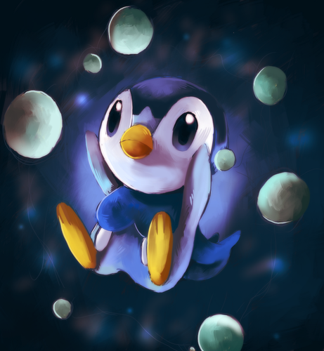 Pok 233 Mon Afbeeldingen Piplup Fan Art Hd Achtergrond And Background Foto S 37703232