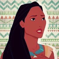 Pocahontas شبیہ for hajirah4