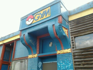 Pokemon Gym