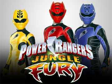 Power Rangers Jungle Fury wallpaper titled Power rangers jungle fury