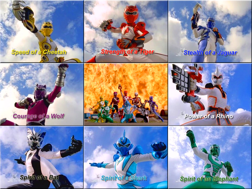 Power Rangers Jungle Fury images Power rangers jungle fury HD .