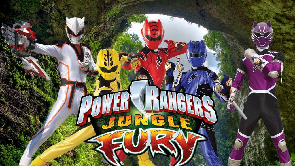 Power Rangers Jungle Fury images Power rangers jungle fury HD wallpaper and background photos