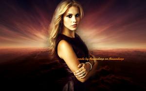 Rebekah karatasi la kupamba ukuta ღ