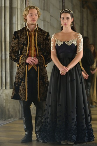 "Reign [TV Show] wallpaper called Reign ""Prince of the Blood"" (2x07) promotional picture"