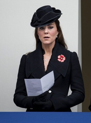 Remembrance Service at The Cenotaph