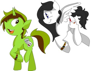 Request for Discorded Child on MLPForums
