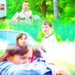 Rick, Lori and Carl