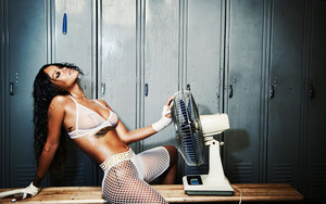 rihanna Esquire UK 2014