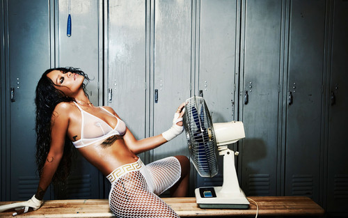 Rihanna wallpaper entitled Rihanna Esquire UK 2014