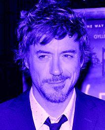 Robert Downey Jr <3