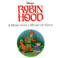 Robin Hood - A Hero with a Heart of Gold - walt-disneys-robin-hood photo