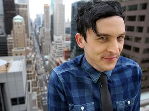 Robin Lord Taylor ~ USA Today Portrait