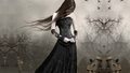 Romantic goth - gothic photo