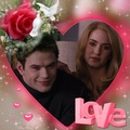 Rosalie and Emmett - twilight-couples fan art