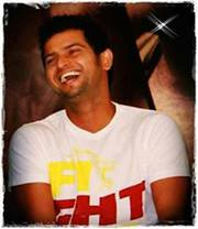 SURESH RAINA-owner of most cutest smile