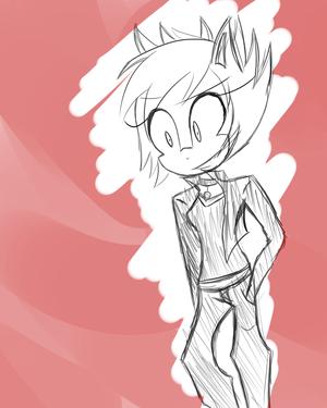 Sara doodle because yolo