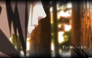 Sasuke kertas dinding
