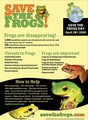 Save the Frogs