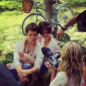 Shailene and Ansel