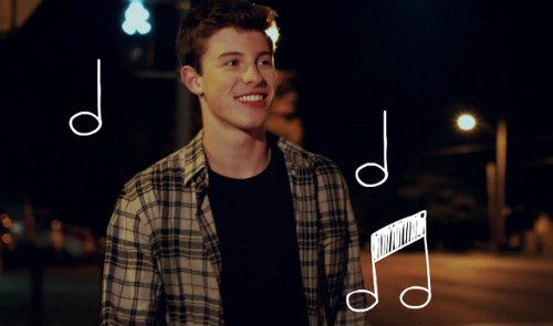 Shawn Mendes wallpaper probably containing a sign titled Shawn Mendes ♥