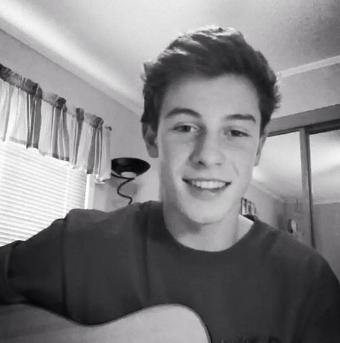 Shawn Mendes wallpaper possibly with a sign titled Shawn Mendes ♥