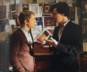 Sherlock Chronicles - Johnlock Stills