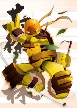 Shinobi TMNT