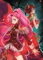 Shoujo Kakumei Euphemia // Shoujo Kakumei Utena x Code Geass [Parody] - code-geass fan art