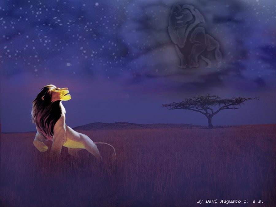The Lion King Afbeeldingen Simba Tlk Art Hd Achtergrond And