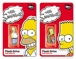 Simpsons Flashdrive