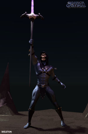 Skeletor, The