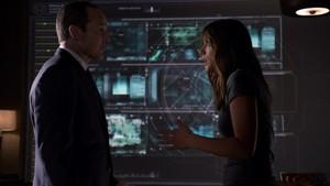 Skye and Coulson ☆
