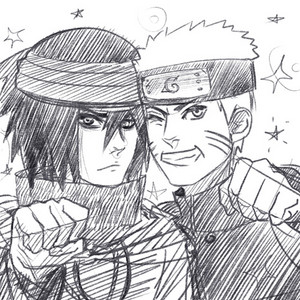 Smile Sasuke!