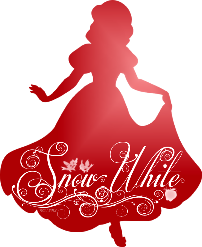 Snow White Silhouette