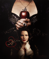 Snow and Regina  - once-upon-a-time fan art
