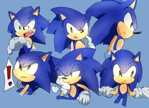 Sonic ~~<3