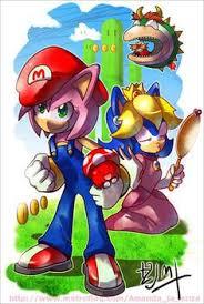 Sonic/Mario